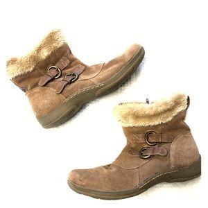BareTrap Harleen boots size 11